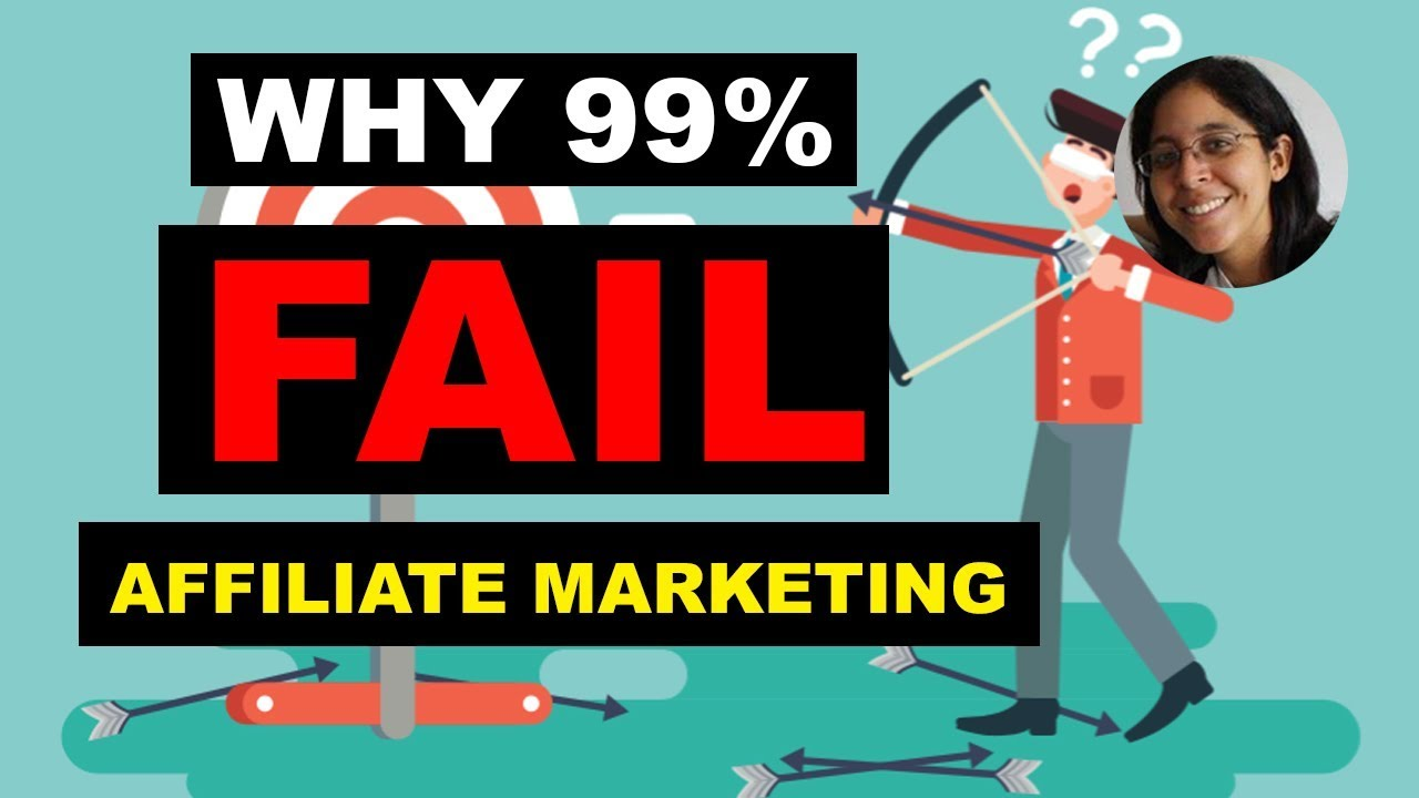 ardent Affiliate Marketers - Why Do They Fail